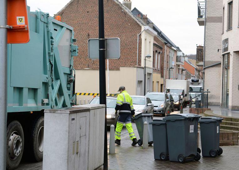 Kortenberg is de primus in de regio als het over afval sorteren gaat.