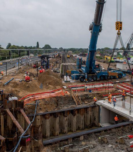Station Geldermalsen krijgt eindelijk vorm: 'Je kan hier nu alle kanten op'