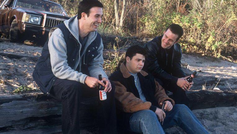 Freddie Prinze jr., Jerry Ferrara en Scott Caan in Brooklyn Rules Beeld