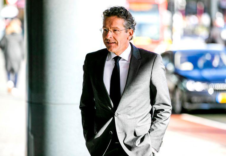 Voormalig minister van Financiën Jeroen Dijsselbloem. Beeld ANP / Remko de Waal
