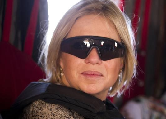 Minister Jeanine Hennis