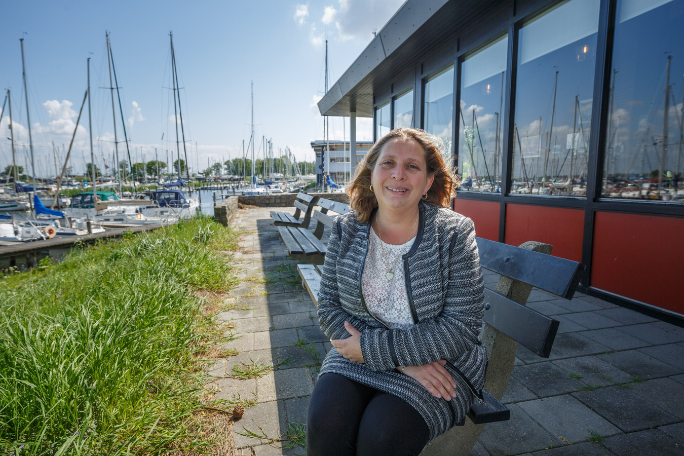 Anita Rijlart voor Paviljoen Noordschans