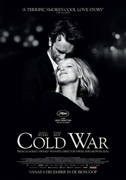Filmposter van Cold War