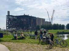 Onverwachte sloop deel IJsselcentrale doet buurt opschrikken