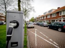 Eigenaar elektrische auto kan laadpaal aanvragen in Wierden
