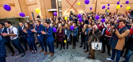 Studenten verhuizen van oude bunker naar monumentaal herenhuis aan Vestdijk