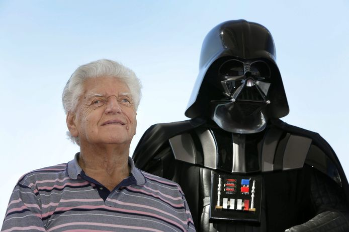 David Prowse in 2015