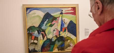 Weer rechtszaak over omstreden Kandinsky in Van Abbemuseum Eindhoven