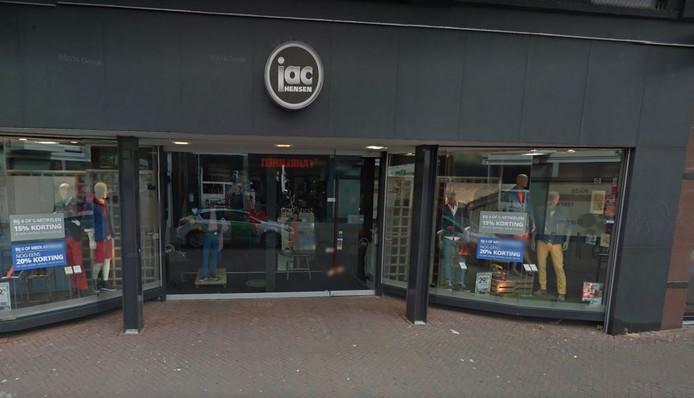 Filiaal van Jac Hensen in Enschede