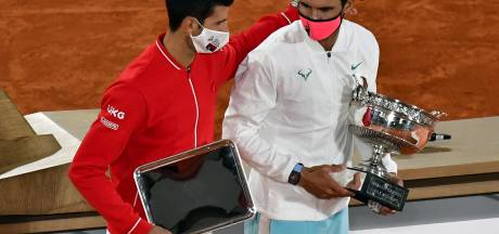 "Djokovic ne peut que s'incliner: ""Nadal est phénoménal"""