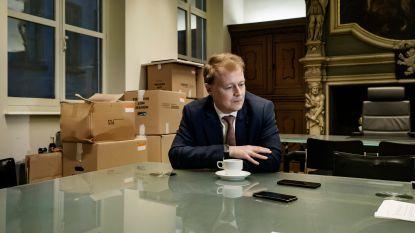 """Opzijgeschoven Gentse schepen Christophe Peeters: """"Men heeft gekozen om het achterbaks te spelen"""""""