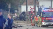 Wagen knalt tegen muur na lange achtervolging in Malderen: bestuurder overleden