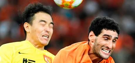 Pourtant buteur, Fellaini est éliminé en 1/8es de la Ligue des Champions asiatique