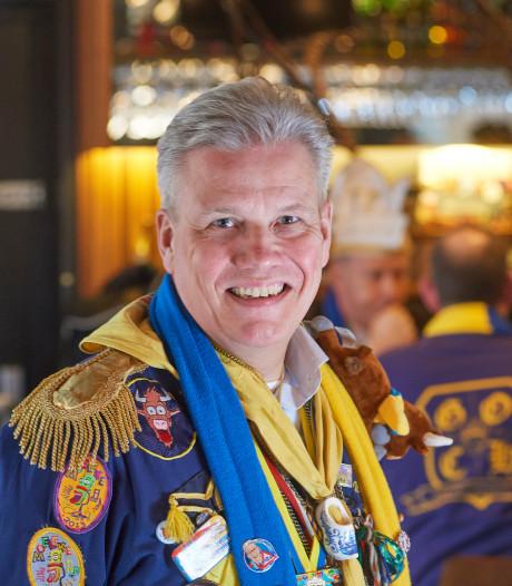 Robert-Jan Steegman na twaalf jaar carnaval als president: 'Ossenkoppenplein is potdomme maar mooi gelukt'