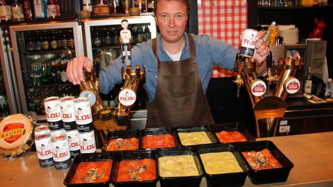 """Café De Koornmarkt schakelt over op takeaway: """"Gehaktballetjes in tomatensaus of op Oosterse wijze"""""""