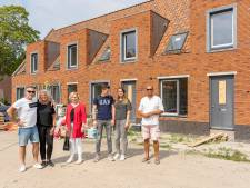 Een huis vol visite tijdens de Burenborrel van Buzee