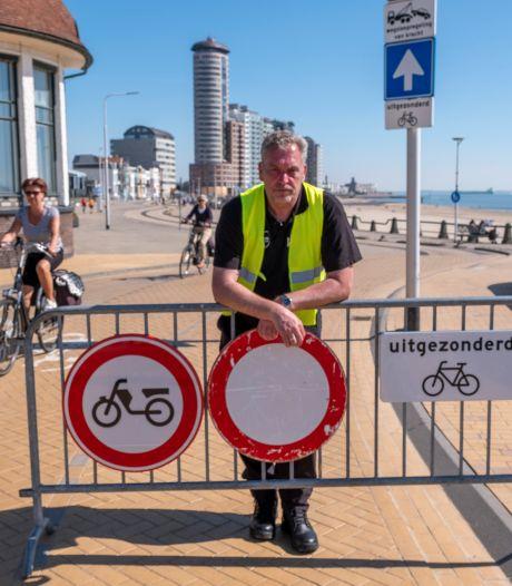 Opnieuw dit weekend niet cruisen over de boulevard in Vlissingen