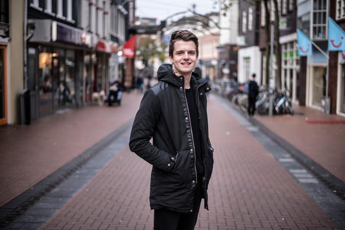 PR dgfoto Gelderlander Nijmegen: Floris Dondergoor organiseert diner voor daklozen