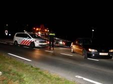 Vrouw rijdt 'hevig onder invloed van GHB' over Oeffeltseweg bij Haps