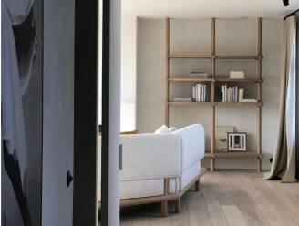 Eerste meubelcollectie voor interieurarchitecte Nathalie Deboel: design in puurste vorm