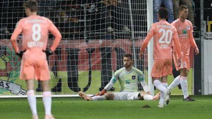 VIDEO. Nog maar eens een opdoffer voor Anderlecht: paars-wit schiet te laat wakker en gaat ook onderuit in Eupen