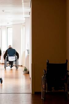 Meer ouderen gestorven door kou en griep