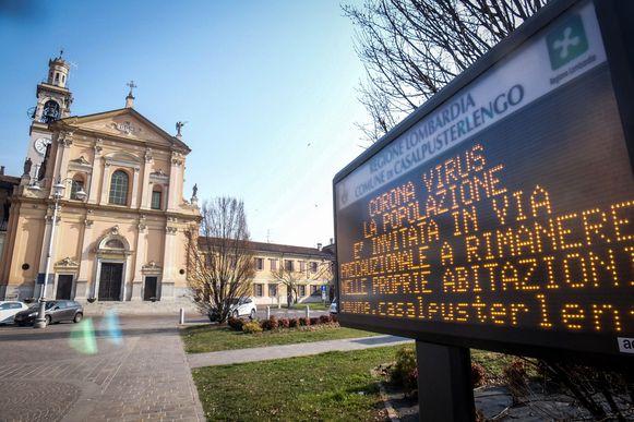 Italië is van alle Europese landen het hardst getroffen door het virus.