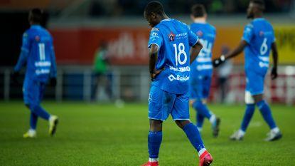 """Onze Gent-watcher ziet hoe het na tweede nederlaag op rij achteromkijken wordt: """"Zo wordt het niks in play-off 1"""""""