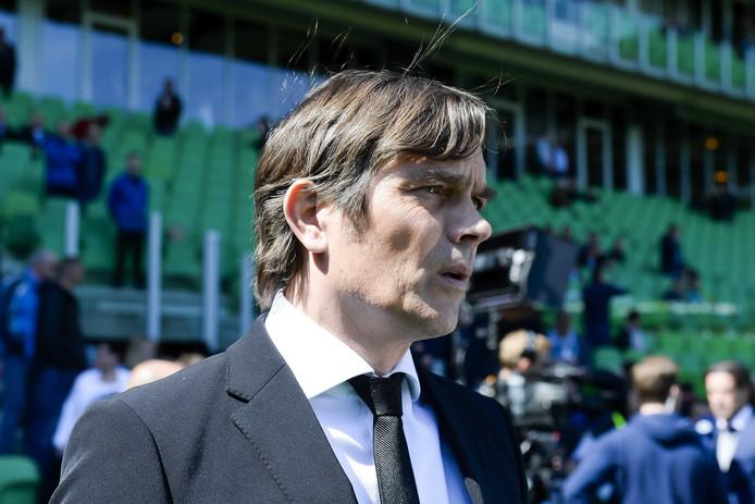 PSV speelde zondag weer gelijk, nu in Groningen (1-1).