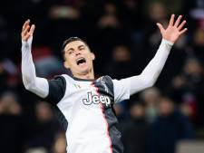 Cristiano Ronaldo de nouveau positif au coronavirus, selon les médias espagnols