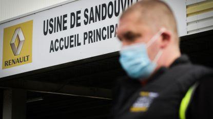 """""""Renault met de ondergang bedreigd"""":  Franse minister luidt de noodklok"""