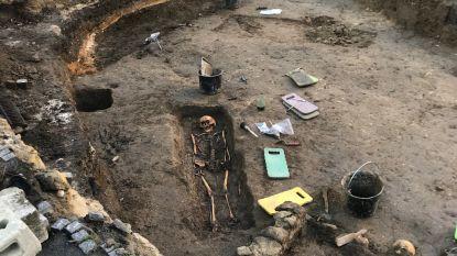 Opgravingen lopen uit tot 2020