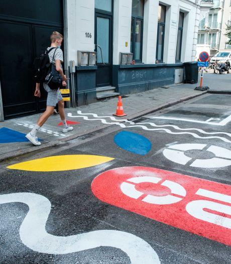 26 Antwerpse straten worden versneld ingericht als woonerf