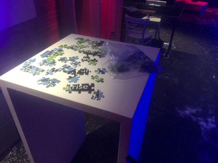 'Escape Game' au Pass à Frameries