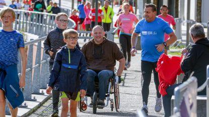 Levensloop beleeft recordeditie in Kortrijk: 7.000 deelnemers zamelen samen 257.224 euro in