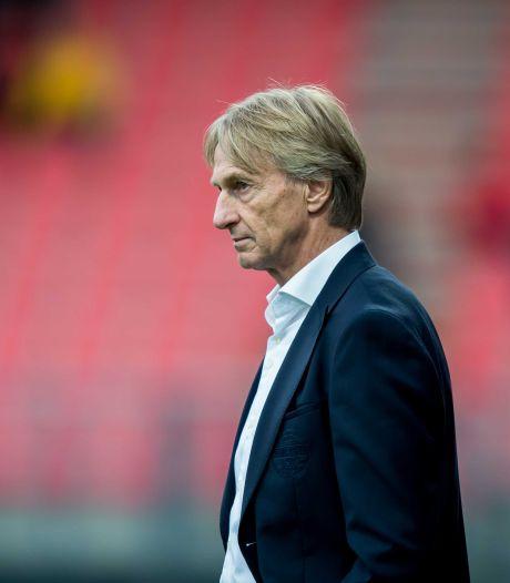 Adrie Koster: 'Ik had wel verwacht dat Twente het goed zou gaan doen'