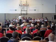 Prima sfeer bij Altena's Korenfestival in Almkerk