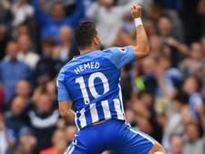 Hemed laat Brighton juichen met fraaie goal