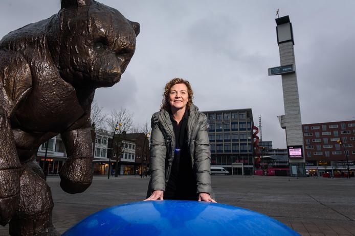 Anja Timmer is blij met haar nieuwe uitdaging.