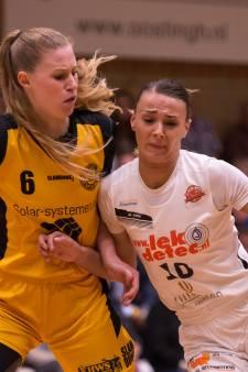 Basketbalsters Batouwe 2-0 achter in play-offs om landstitel