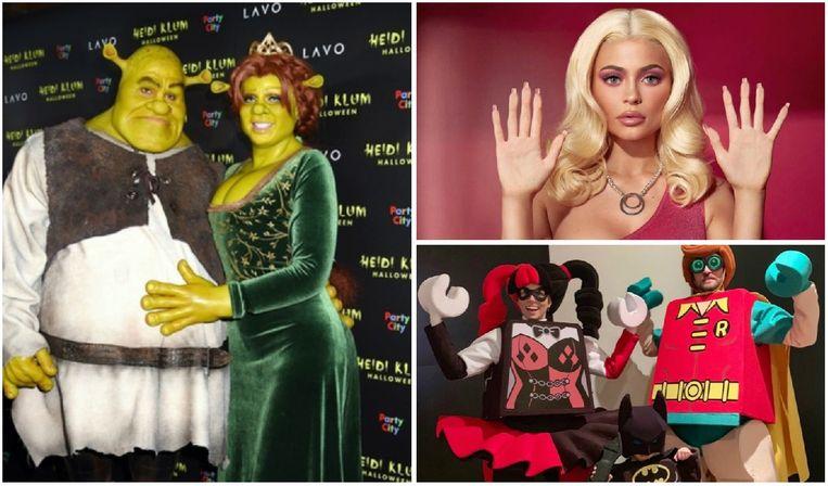 Dit waren de allerleukste celeb-kostuums voor Halloween!