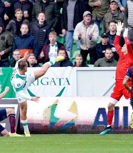 Willem II is favoriete thuis-tegenstander van FC Groningen