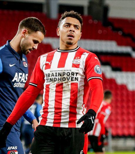 Lewandowski als voorbeeld voor PSV-spitsen: 'Hij is elke wedstrijd bezig alsof hij nog niets heeft bereikt'