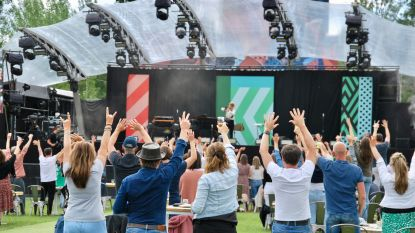 Zomerbar Rock Werchter kondigt nieuwe concerten aan: Stan Van Samang en Brihang komen langs