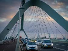 Raadslid: 'Alsnog 70 km/u op Nijmeegse stadsbrug De Oversteek'