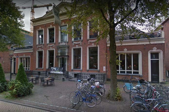 't Feithhuis in Groningen, foto ter illustratie