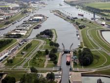Werk aan noordbrug Westsluis al gereed