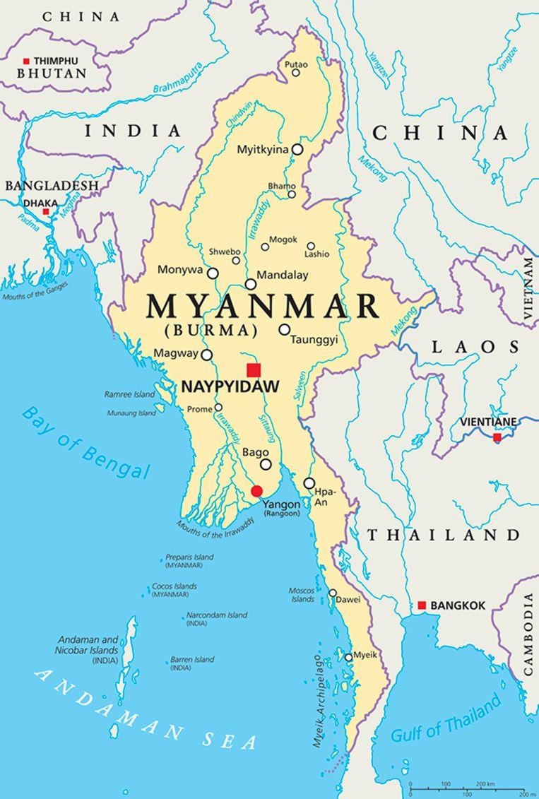 Buurland Bangladesh vangt duizenden Rohingya op die op de vlucht sloegen voor gruweldaden in Myanmar.