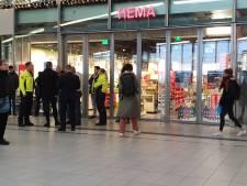 Tas gevonden bij Hema in stationshal Utrecht CS, politie doet onderzoek