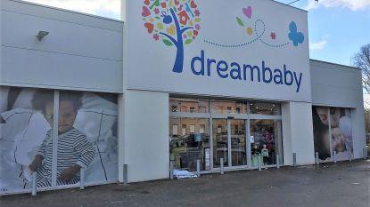 Dreambaby Halle verhuist 350 meter verder naar nieuw pand